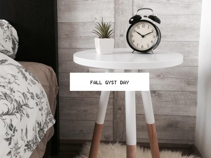 Fall GYST Day
