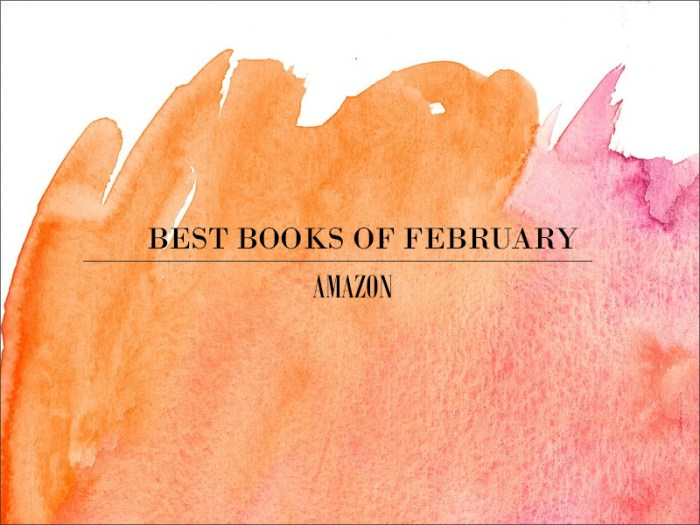 Best Books of February