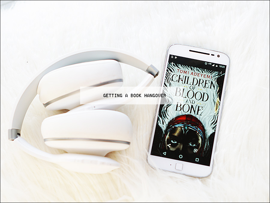 Audiobook Hangover