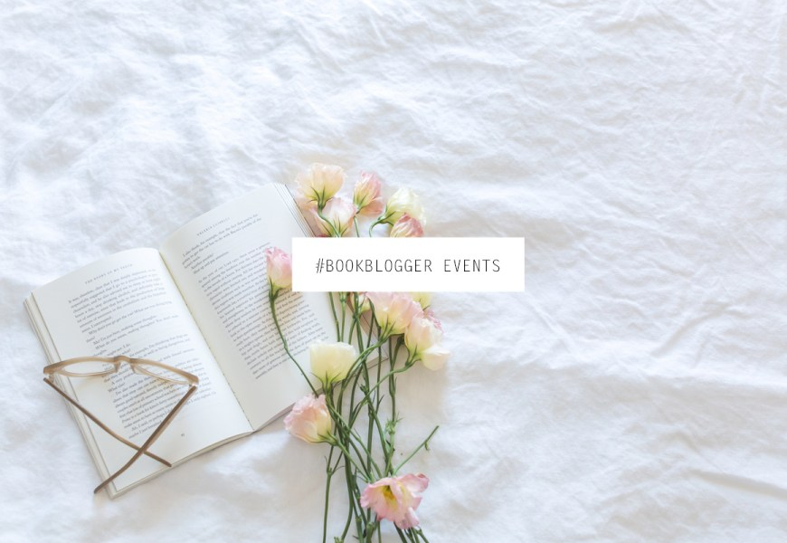 Book Blogger Events