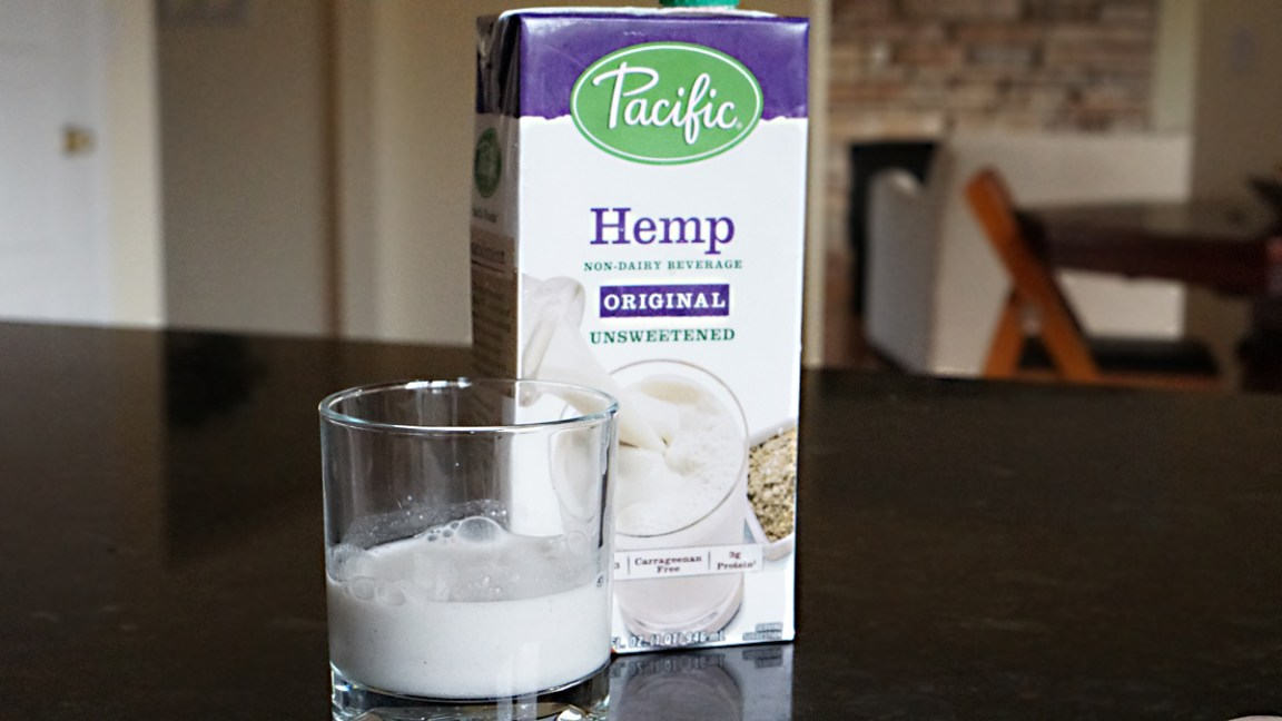 Pacific Hemp Milk Original