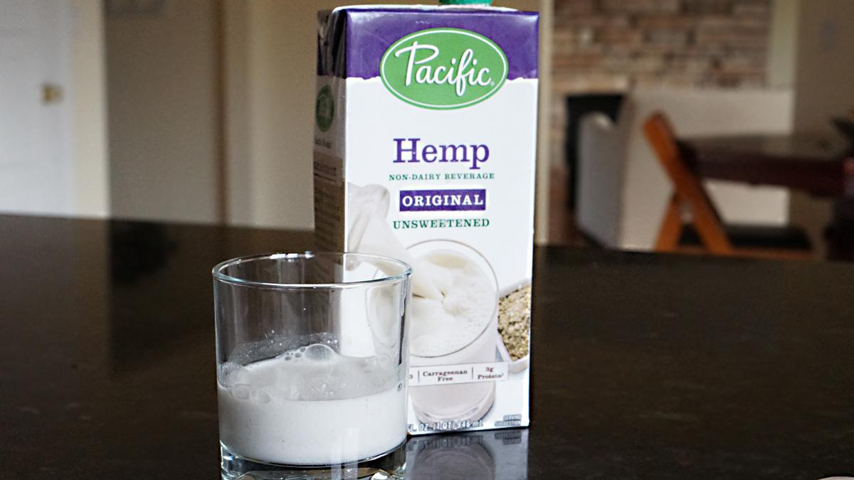 Pacific Hemp Milk Original