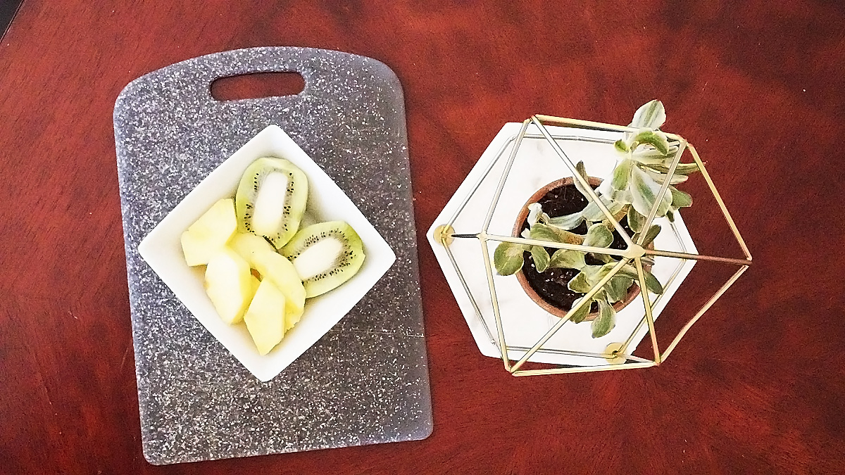 Pineapple Kiwi Fruit
