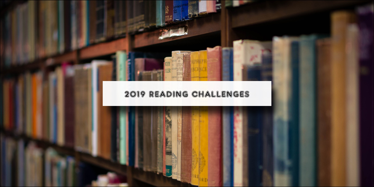 The Master List of 2019 Reading Challenges – Girlxoxo com