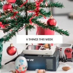 11 Things This Week