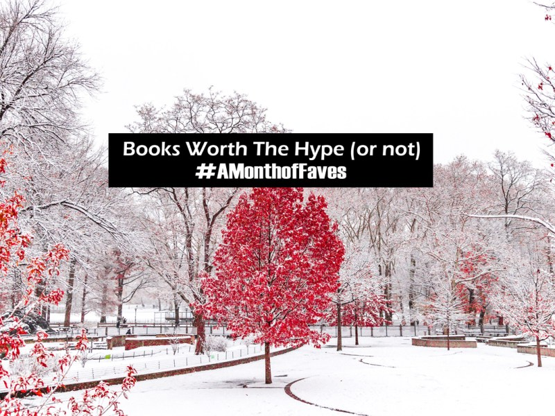hyped up books
