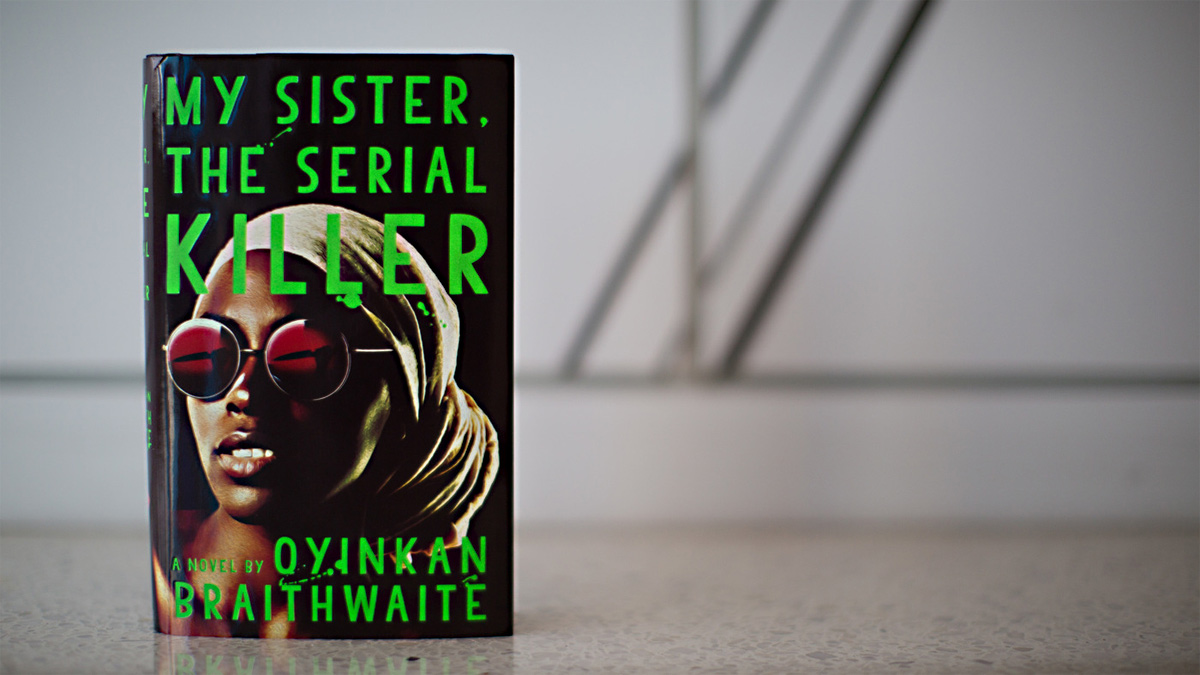 My Sister the Serial Killer (Book)