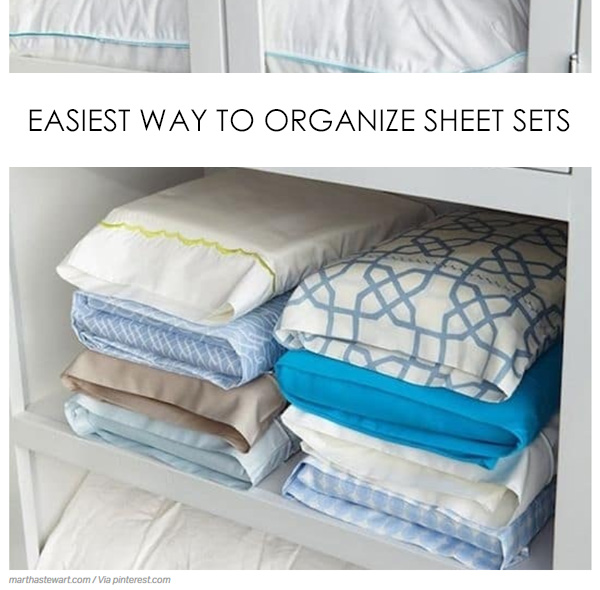 Sheet Set Organization