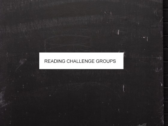 reading challenge groups