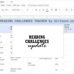 Reading Challenges Update