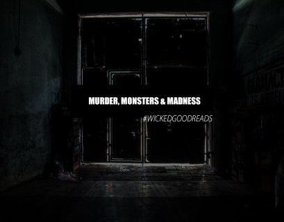 Murder, Monster and Madness Books