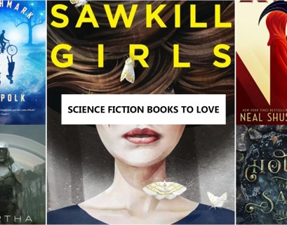 Science Fiction Books to Love
