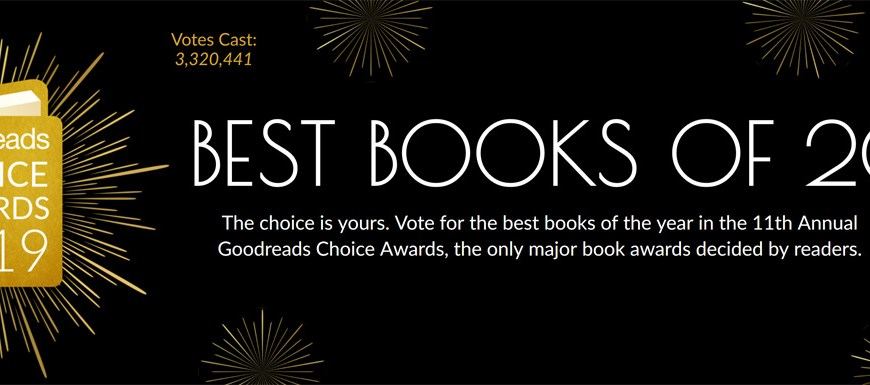 Goodreads Choice Awards 2019