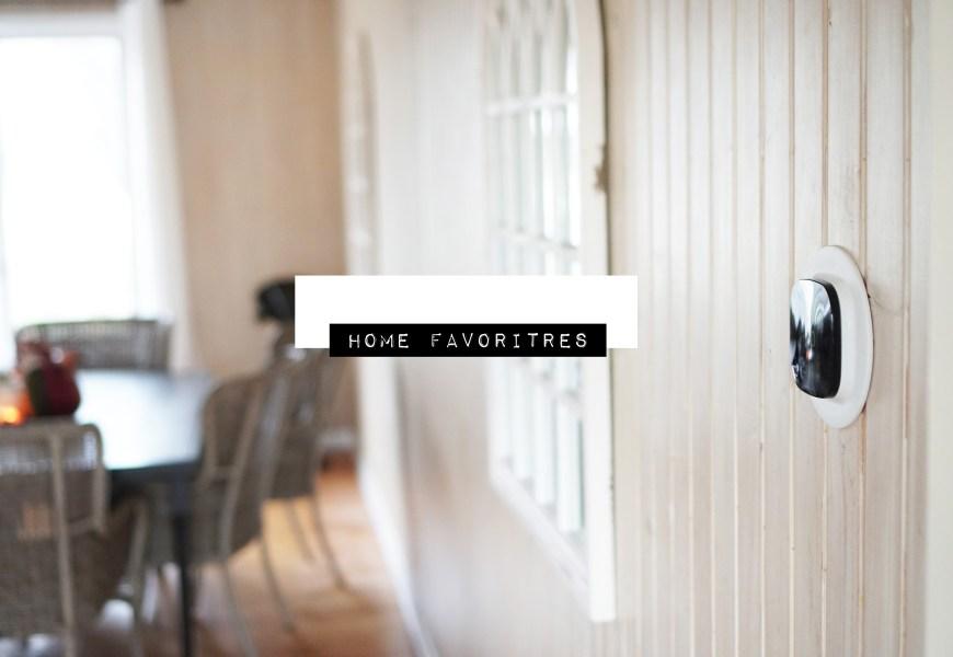 home favorites