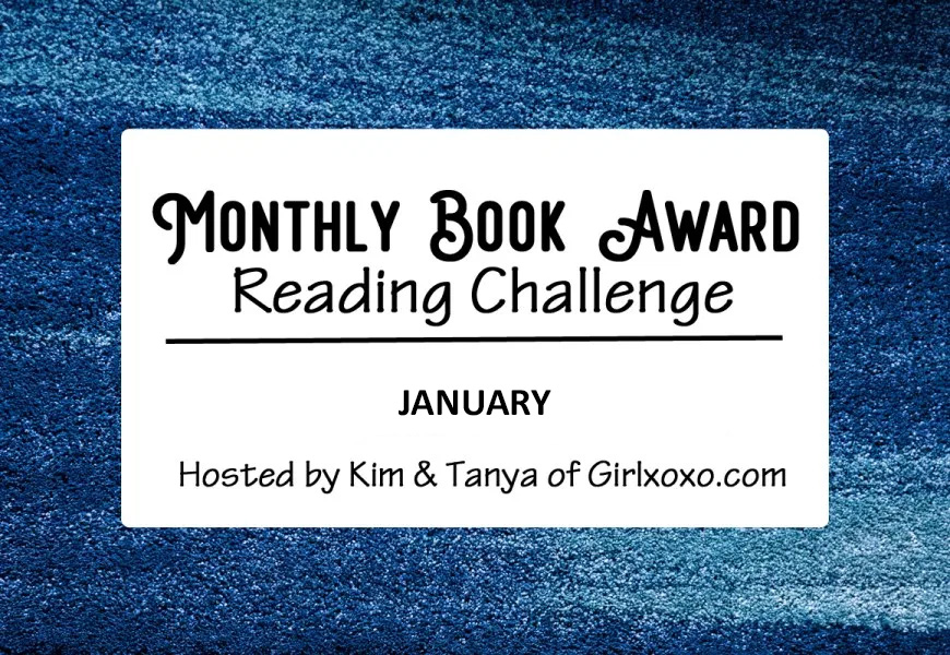 Book Awards Reading Challenge January