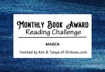 Monthly Book Award Reading Challenge [March Check-In]