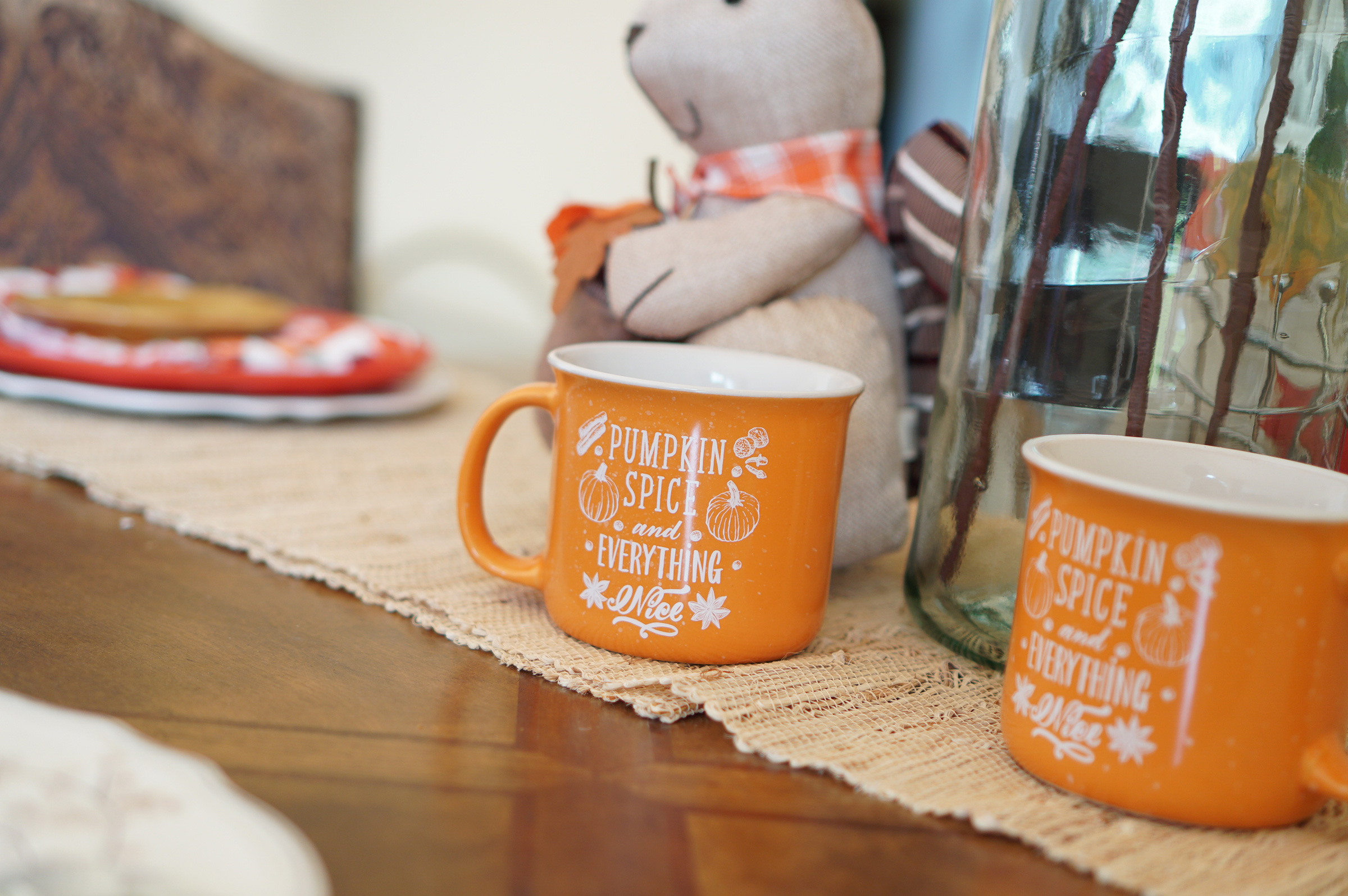 Pumpkin Spice Campers Mug