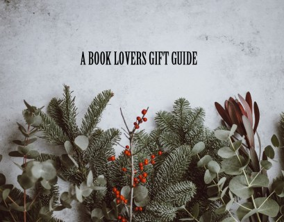 Book Lovers Gift Guide