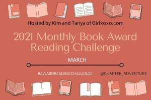 March Book Award Reading Challenge