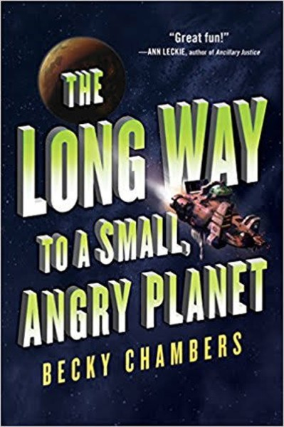 LThe Long Way to a Small Angry Planet