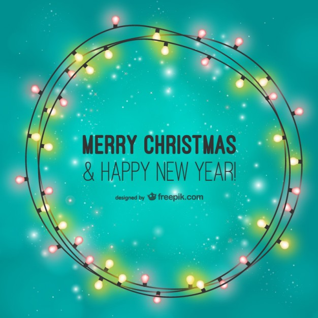 Get Creative with these FREE Christmas Card Templates - Design Mash