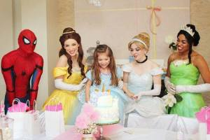 North Carolina Princess Party Planning By Girly Girl Parteas Greensboro