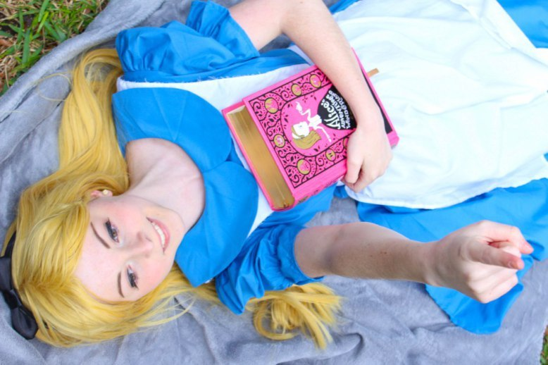Alice in Wonderland Greensboro North Carolina Birthday