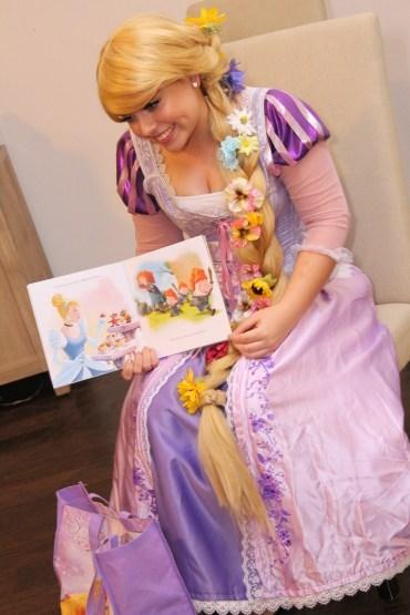 Rapunzel Princess party Greensboro