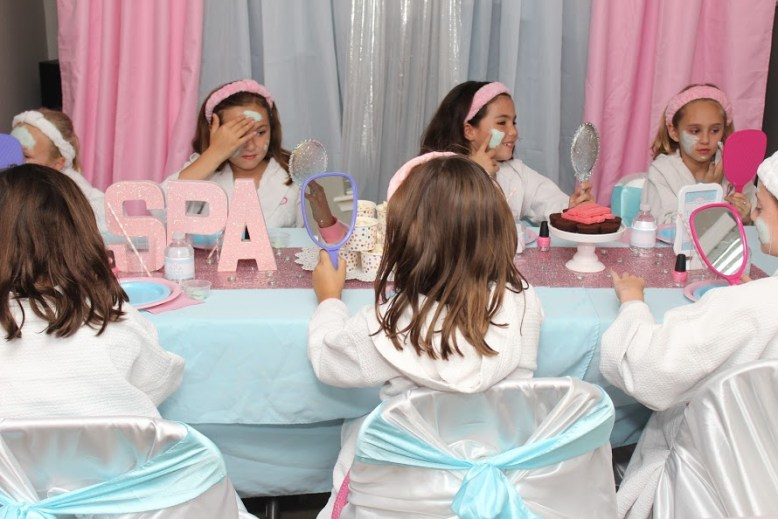 Jacksonville-Spa-Party-Kids-Birthday