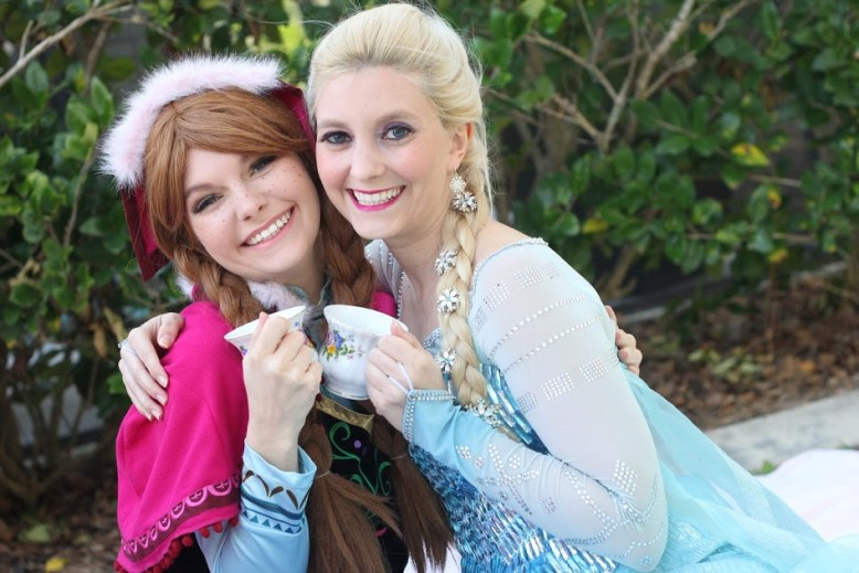 Frozen Inspired Birthday Party Jacksonville