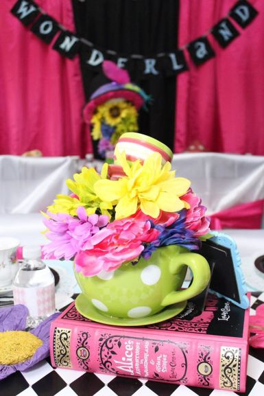 Alice in Wonderland Party Planning