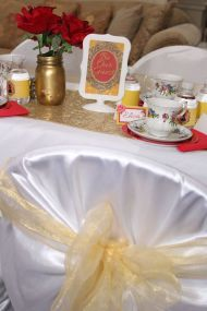 Beauty and the Beast Princess Party Planner