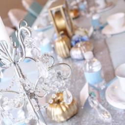 Jacksonville Cinderella Sparkle Birthday Party Decor