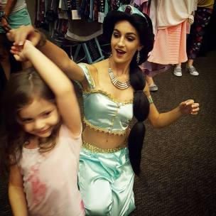 St Augustine Jasmine Princess Party