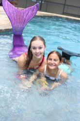 Mermaid Pool Party Summer