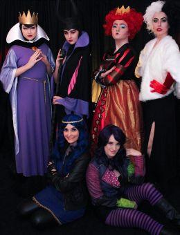St Augustine Villains Halloween Party