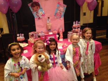 St Augustine Doc McStuffins Birthday Party