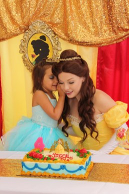 Belle Princess Party Beauty and the Beast