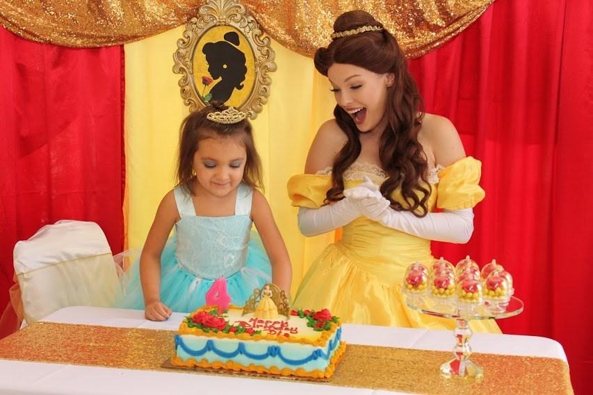 St Augustine Princess Party