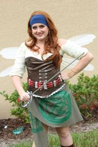 Zarina Pirate Fairy Birthday Party