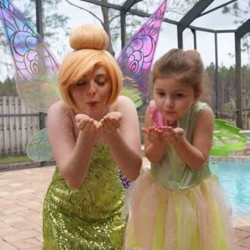 Tinkerbell Fairy Birthday Party Jacksonville