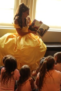 St Augustine Jacksonville Belle Beauty and the Beast Birthday