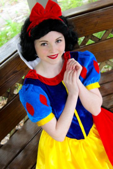 Snow White Princess Party Birthday Jacksonville