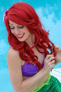 Ariel Inspired Little Mermaid Birthday Ponte Vedra