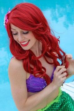 Ariel Inspired Little Mermaid Birthday Ponte Vedra