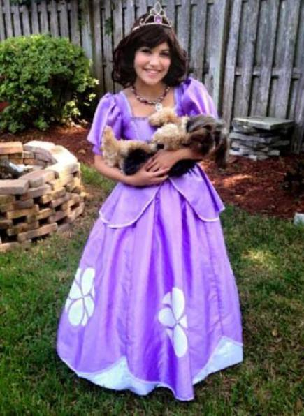 Sofia the First Inspired Birthday Party Jacksonville
