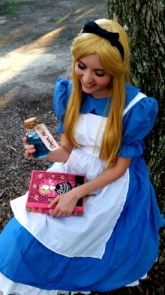 Alice in Wonderland Birthday Party Jacksonville