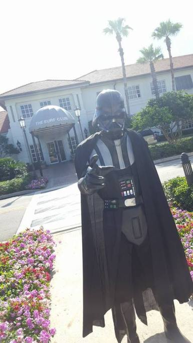 Darth Vader Birthday Party Ponte Vedra
