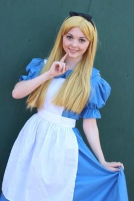 Alice in Wonderland Birthday Party St Augustine