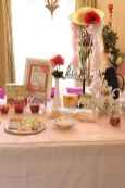Tea Party Food Tables